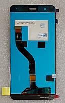 Модуль (сенсор + дисплей) Huawei P10 Lite (WAS-L21/WAS-LX1/WAS-LX1A) білий, фото 2