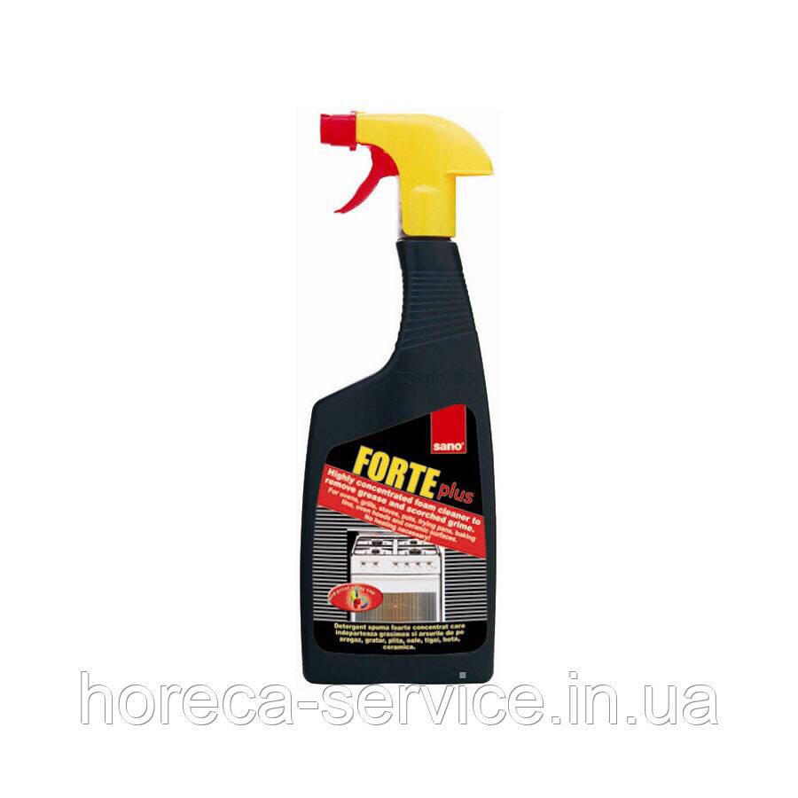 SANO Forte Plus средство для удаления жира м сажи 750 мл.