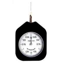 Граммометр годинникового типу ATN-1.5-1 (0-1,5 N з ціною поділки 0,05 N) Shahe (mdr_2456)