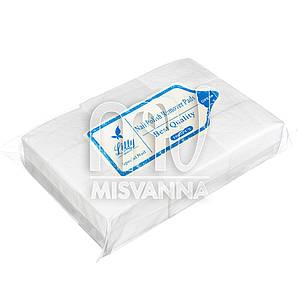 Безворсовые салфетки Lilly Beaute 6х4 см 1000 шт, плотные