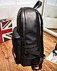 Рюкзак городской Radim черный, фото 4