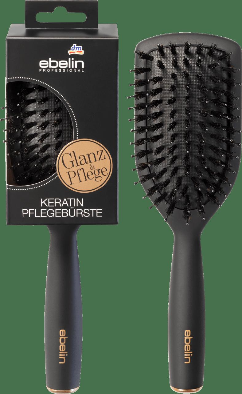 Расческа для волос ebelin Professional Keratin-Pflegebürste - овальная.