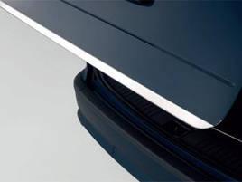Кромка багажника (нерж.) - Opel Zafira B 2006-2011 гг.