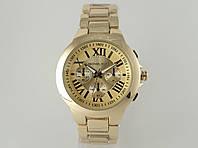 Часы женские Michael Kors цвет золото, римский стиль, фото 1