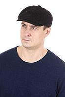 Мужская кепка серая восьмиклинка, фото 1