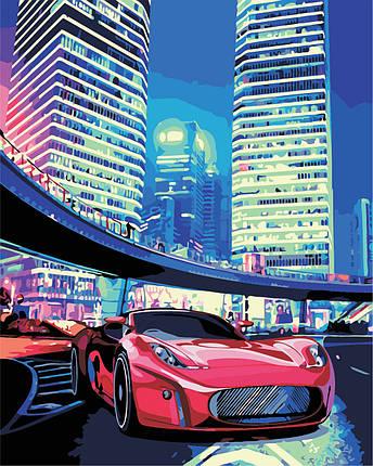 AS0367  Набор живописи по номерам Сингапур, фото 2