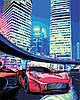AS0367  Набор живописи по номерам Сингапур