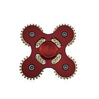 Спиннер StreetGo Четверенка Красный (SGSMGR0132)