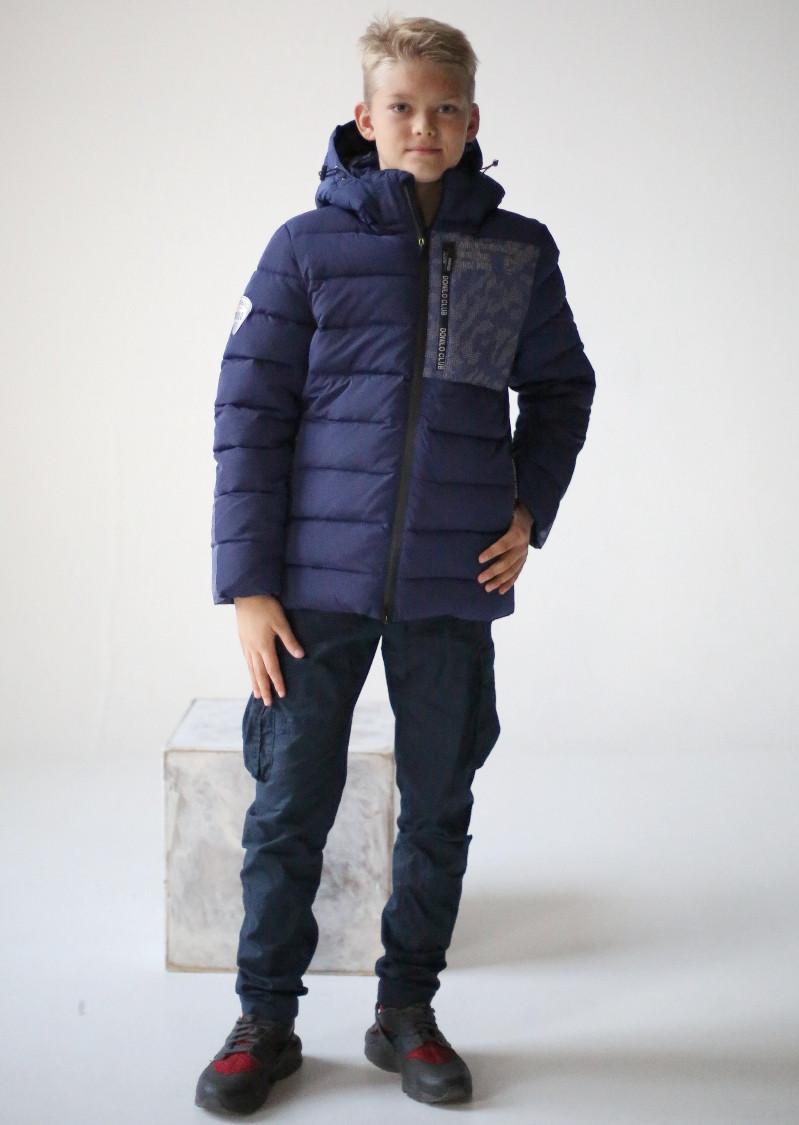Детская зимняя куртка для мальчика от  DONILO 5005, 134-164