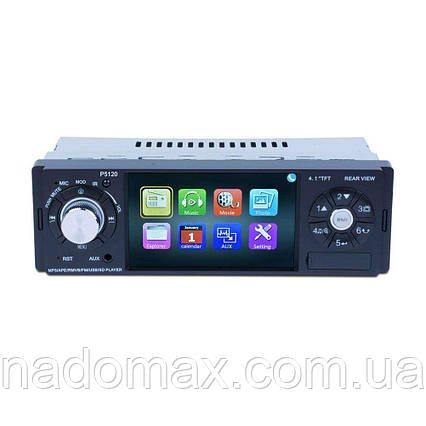 "Автомагнитола Pioneer 5120B Bluetooth - 4,1"" LCD TFT USB+SD DIVX/MP4/MP3 + ПУЛЬТ НА РУЛЬ+КАМЕРА!, фото 2"