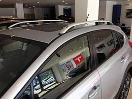 Рейлинги Skyport (серый мат) - Subaru Outback 2009-2014