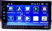 "Автомагнитола 2DIN Pioneer FY6511  Android 6, 3USB/Wi-fi/GPS/BT/7"", фото 3"