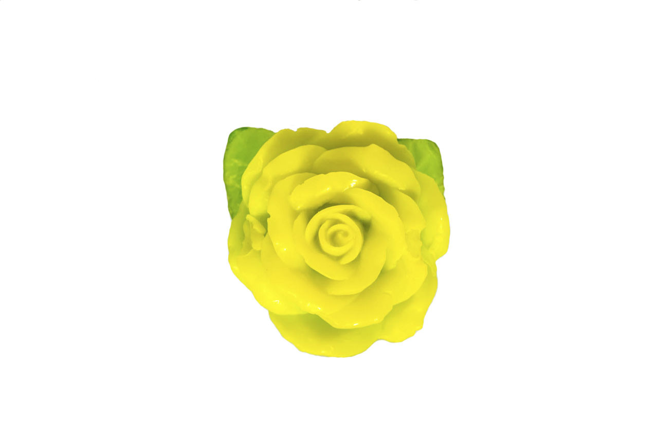 Мыло ручной работы в форме Розы (s 6)