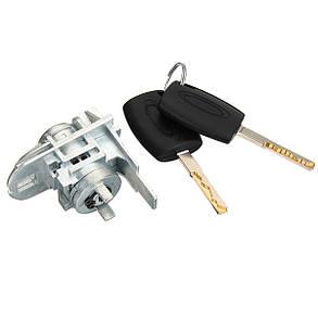Заменный замок для передней двери авто C 2 Ключами для Ford Focus C-Max S-Max 1552849-1TopShop, фото 2