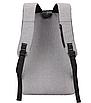 Рюкзак городской Menxia Черный, фото 2