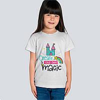 Футболка детская с рисунком Магия
