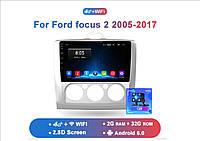 Junsun 4G Android магнитола для ford focus 2  2005-2017