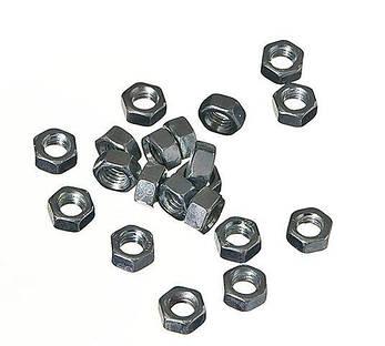 Гайка М14 шестигранная ГОСТ 5915-70, DIN 934, фото 2