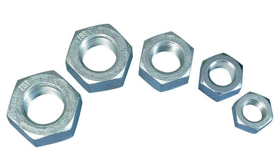 Гайка М14 шестигранная ГОСТ 5915-70, DIN 934