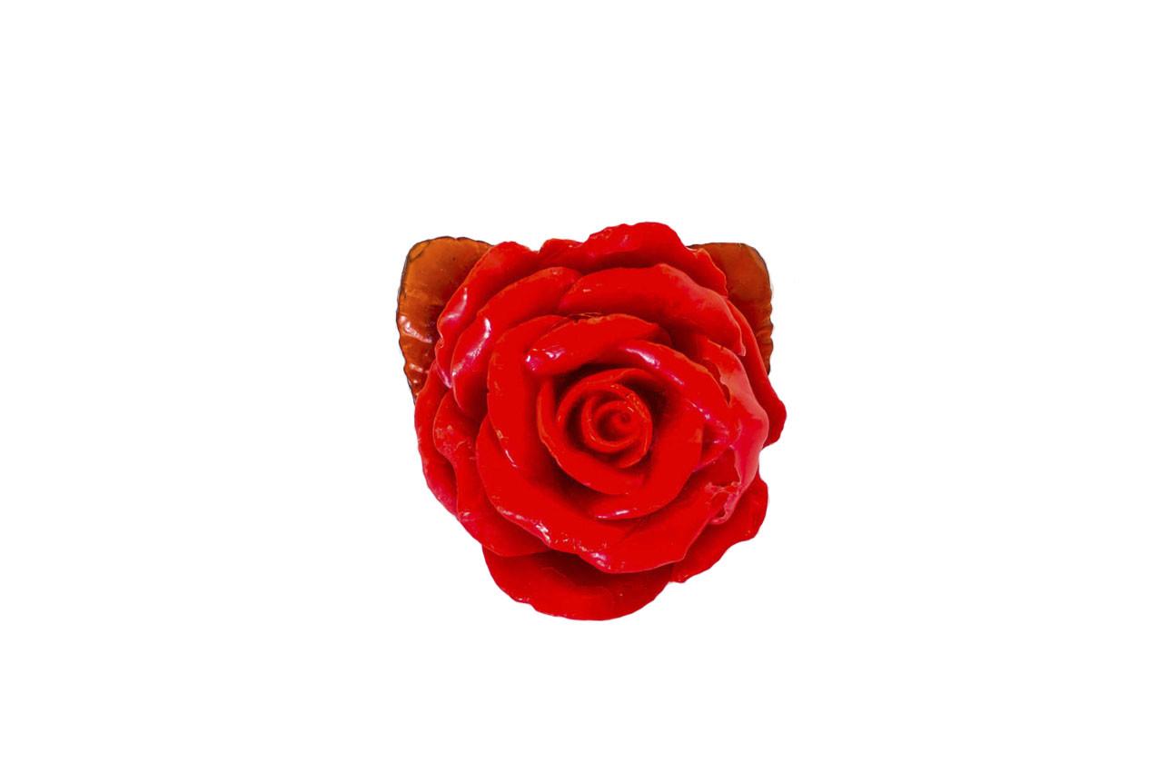 Мыло ручной работы в форме Розы (s 7)