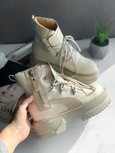 Женские ботинки Puma Fenty Sneakerboot Rihanna АТ-882