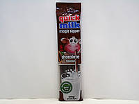 Трубочки для молока Quick Milk Magic Sipper Chocolate Flavour 5шт, фото 1