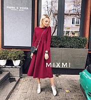 Женское модное длинное платье  МХ001, фото 1