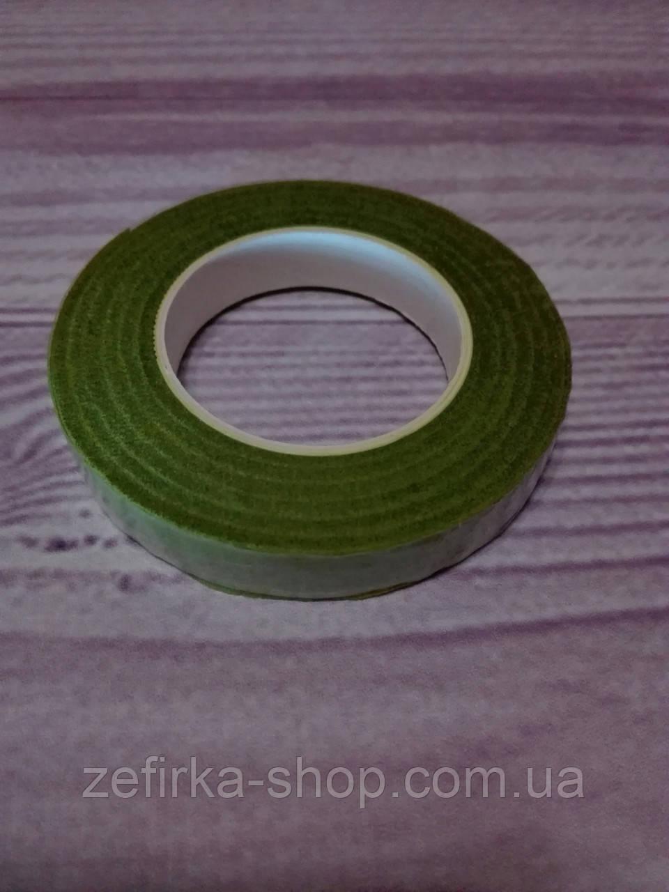 Тейп- лента зеленая