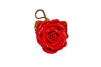 Мыло ручной работы в форме Розы с веревочкой (s 7_1)