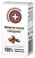 Эфирное масло Домашний Доктор Гвоздика - 10 мл.