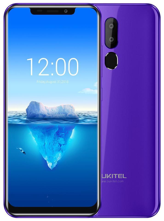 OUKITEL C12 Pro purple