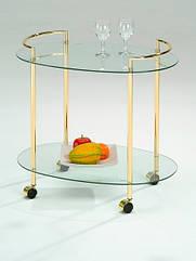 Стол сервировочный Onder Mebli SC-5012 Прозрачный