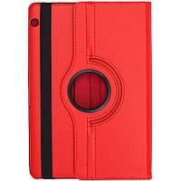 Поворотный чехол-подставка для Huawei Mediapad T5 10 (AGS2-L09) Red