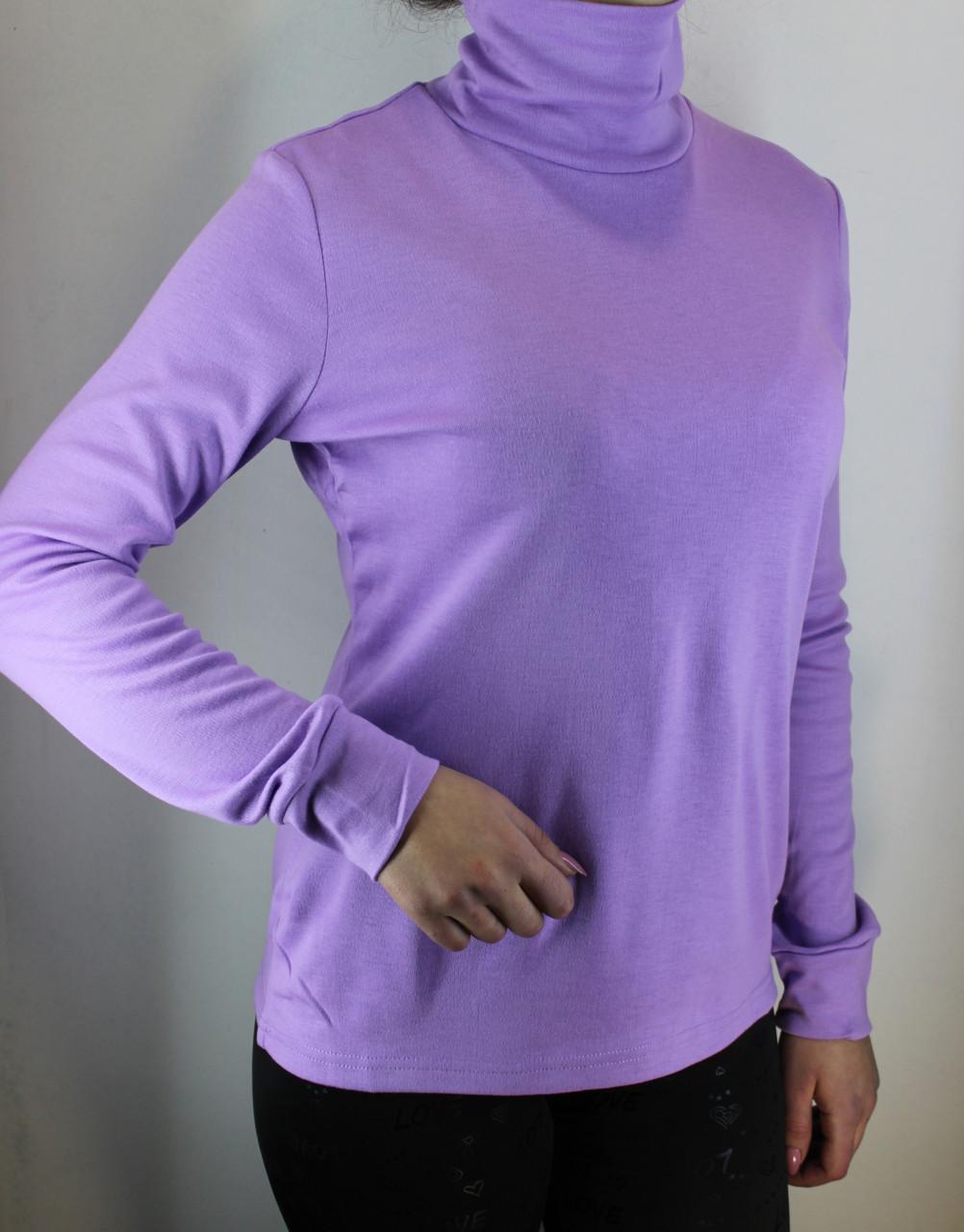 Гольф женский Afibel фиолетовый