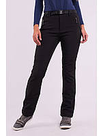 Женские брюки SOFTSHELL черные