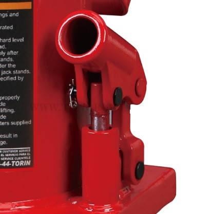 Домкрат бутылочный 50т 280-450 мм TORIN TH95004, фото 2