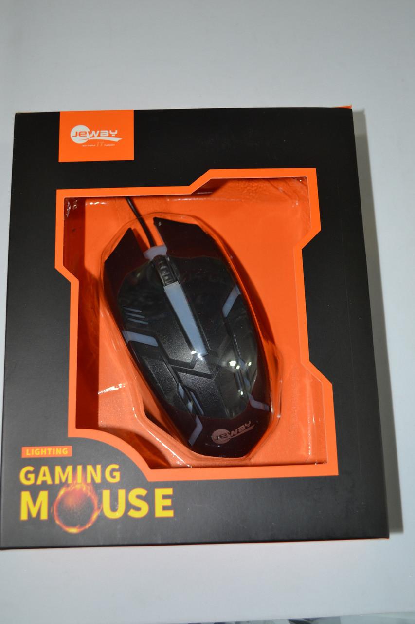 Мышь USB M6 JEWAY