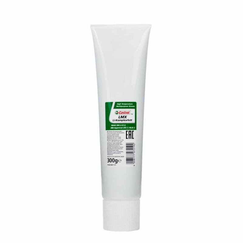 Castrol LMX Li-Komplexfett 0.3кг