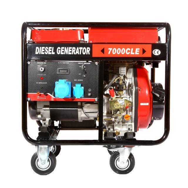 Генератор дизельный WEIMA WM7000CLE-3 (7 кВт)
