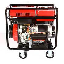 Генератор дизельный WEIMA WM7000CLE-3 (7 кВт), фото 3