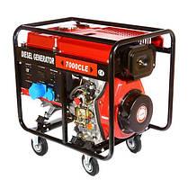 Генератор дизельный WEIMA WM7000CLE-3 (7 кВт), фото 2