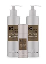 Серия id HAIR Elements Xclusive Colour по уходу за окрашенными волосами
