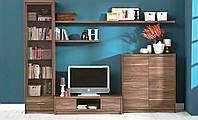 Мебельная стенка Опен Гербор Орех Калифорния