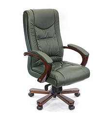 Кресло Артур EX MB зеленый А-класс
