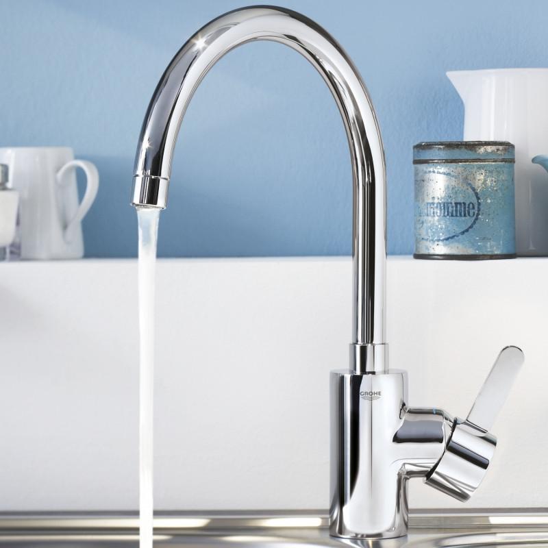 Кухонный смеситель Grohe Eurosmart Cosmo 32843000
