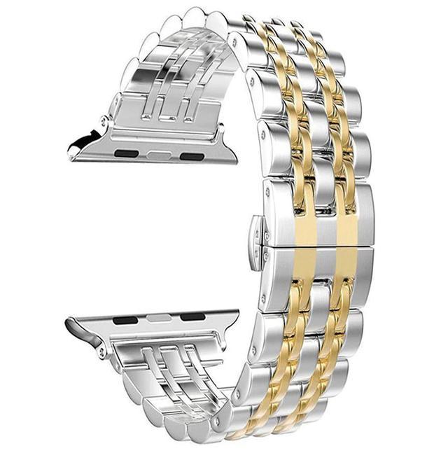 Металлический ремешок для часов Samsung Gear Sport (SM-R600)