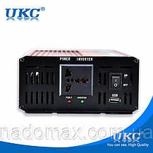 Автомобильный инвертор UKC-2000W Супер Качество!, фото 3
