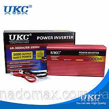 Автомобильный инвертор UKC-3000W Супер Качество!, фото 2