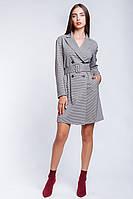 Платье-пиджак  короткое, фото 1