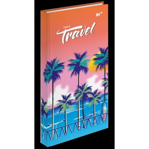 """Блокнот """"YES"""" 100*200 лінія """"Tropical view"""" 64 аркуша 151353"""